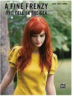A Fine Frenzy: One Cell In The Sea (PVG) Books | Piano, Vocal & Guitar