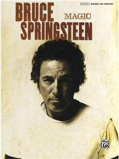 Bruce Springsteen: Magic (Guitar TAB) Books | Guitar Tab