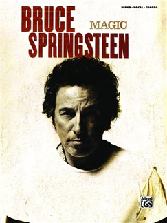 Bruce Springsteen: Magic (Piano/Vocal/Chords) Libro | Voz, Acompañamiento de Piano(Pentagramas )