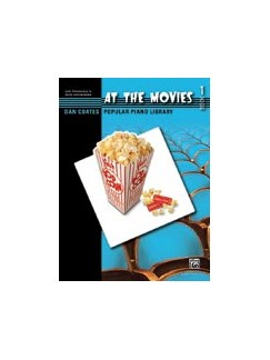 At the Movies - Book 1 Books | Piano