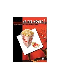At the Movies - Book 2 Books | Piano