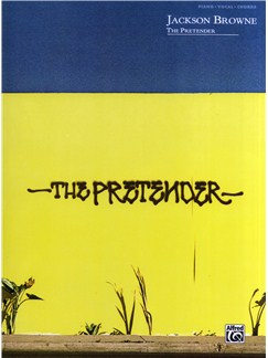 Jackson Browne: The Pretender Books | Piano, Vocal & Guitar