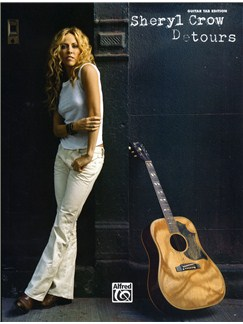 Sheryl Crow: Detours (TAB) Books | Guitar Tab