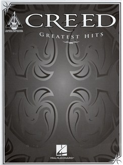 Creed: Greatest Hits Books | Guitar Tab