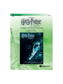 Nicholas Hooper: Selections From Harry Potter And The Half-Blood Prince (Concert Band) Books   Concert Band