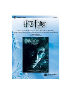 Nicholas Hooper: Suite From Harry Potter And The Half-Blood Prince (Concert Band) Books | Concert Band