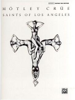 Mötley Crüe: Saints of Los Angeles Books | Guitar Tab