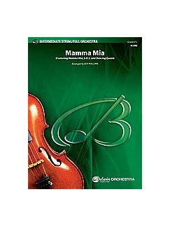 ABBA: Selections From Mamma Mia Books | Orchestra, String Orchestra