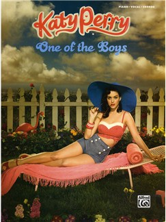 Katy Perry: One Of The Boys Books | Piano, Vocal & Guitar