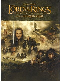 The Lord of the Rings Trilogy - Solo Piano Livre | Piano