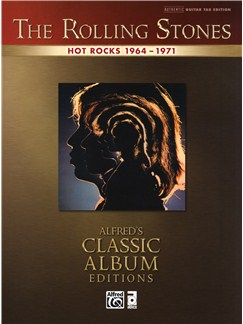 The Rolling Stones: Hot Rocks 1964-1971 (Guitar TAB) Books | Guitar Tab