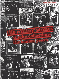 The Rolling Stones: The London Years Singles Collection Books | Piano, Vocal & Guitar
