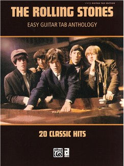 The Rolling Stones: 20 Classic Hits For Easy Guitar TAB Books | Guitar Tab