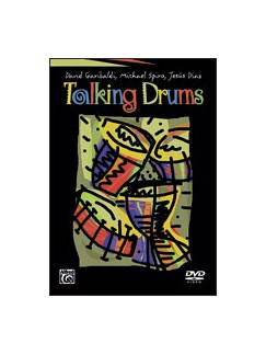 David Garibaldi/Michael Spiro/Jesús Diaz: Talking Drums DVDs / Videos | Drums, Percussion