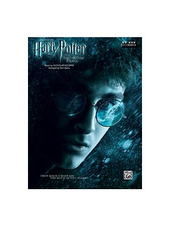 Nicholas Hooper: Harry Potter And The Half-Blood Prince (Five Finger Piano) Books | Piano