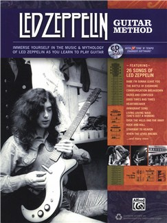 Led Zeppelin Guitar Method Books and CDs | Guitar Tab, Guitar