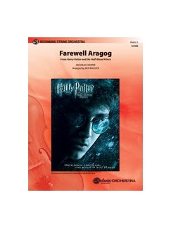 Nicholas Hooper: Farewell Aragog - Harry Potter And The Half-Blood Prince (String Orchestra) Books | String Orchestra