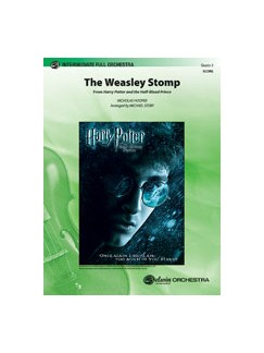 Nicholas Hooper: The Weasley Stomp - Harry Potter And The Half-Blood Prince (Full Orchestra) Books | Orchestra
