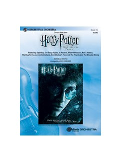 Nicholas Hooper: Suite From Harry Potter And The Half-Blood Prince (String Orchestra) Books | String Orchestra