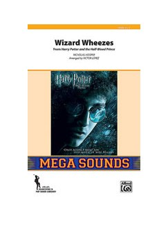 Nicholas Hooper: Wizard Wheezes - Harry Potter And The Half-Blood Prince (Marching Band) Books | Marching Band