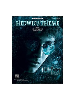 John Williams: Hedwig's Theme (Big Note Piano) Books | Piano