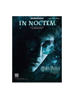 Nicholas Hooper: In Noctem - Harry Potter & The Half Blood Prince (PVG) Books | Piano, Vocal & Guitar