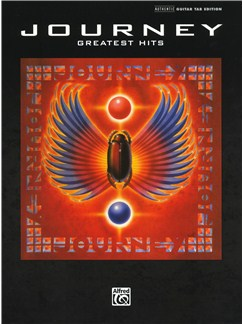 Journey: Greatest Hits Books | Guitar Tab