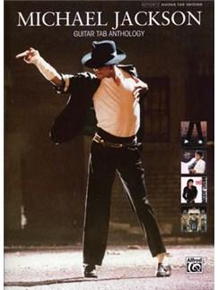 Michael Jackson: Guitar Tab Anthology Books | Guitar Tab