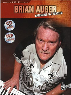 Brian Auger: Hammond B-3 Master Books and CDs | Organ
