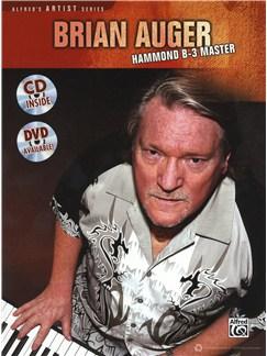 Brian Auger: Hammond B-3 Master Books and CDs | Organ