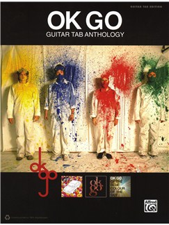 OK Go: Guitar TAB Anthology Books | Guitar Tab, Guitar