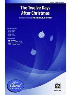 The Twelve Days After Christmas SSA (Choir) Books | SSA