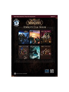 World Of Warcraft Instrumental Solos For Strings - Cello Books and CDs | Cello