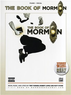 Trey Parker/Robert Lopez/Matt Stone: The Book Of Mormon Books | Piano & Vocal