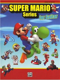 Super Mario Series - Guitar Books | Guitar Tab, Guitar