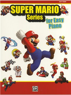 Super Mario Series - Easy Piano Books | Piano