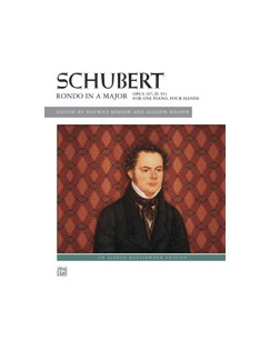 Franz Schubert: Rondo In A Op.107 D.951 Books | Piano Duet