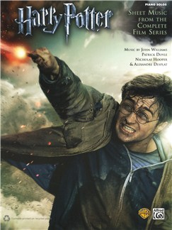 Harry Potter: Sheet Music From The Complete Film Series Books | Piano