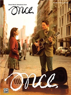 Once: Sheet Music From The Broadway Musical Books | Piano, Vocal & Guitar