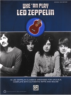 Uke 'An Play Led Zeppelin Books | Ukulele