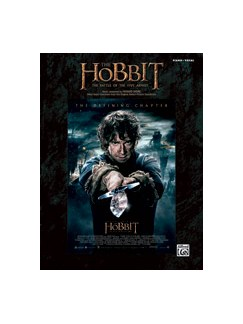 The Hobbit: The Battle Of The Five Armies (PV) Books | Piano & Vocal