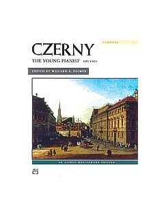 Carl Czerny: The Young Pianist, Op. 823 (Complete Edition) Books | Piano