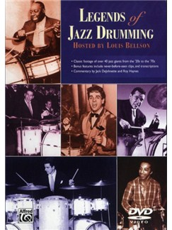 Legends Of Jazz Drumming - Complete DVDs / Videos | Drums