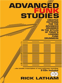 Advanced Funk Studies (Book and CDs) Books and CDs | Drums