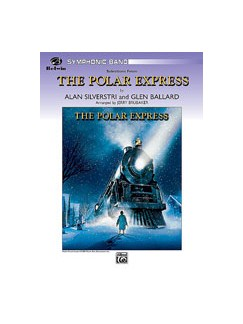 Glen Ballard/Alan Silvestri: The Polar Express - Concert Suite Books | Big Band & Concert Band