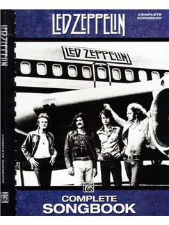 Just Led Zeppelin: Complete Real Book Books | C Instruments (with Chord Symbols)