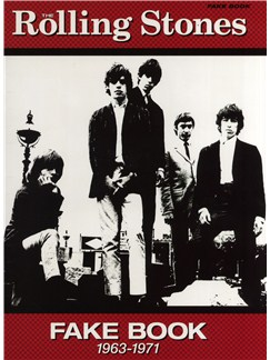 The Rolling Stones: Fake Book 1963-1971 Books | Melody Line, Lyrics & Chords