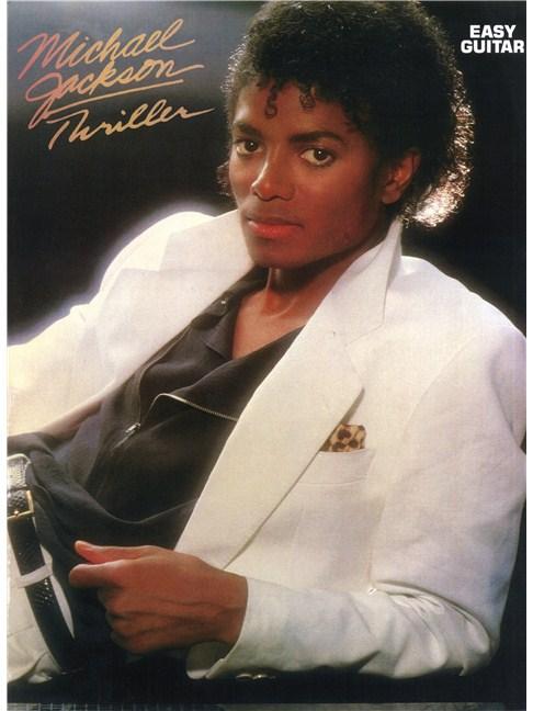 Michael Jackson: Thriller - Easy Guitar - Melody Line, Lyrics ...