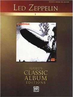 Led Zeppelin: I (TAB) Books | Guitar Tab