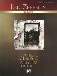 Led Zeppelin IV (TAB) Books | Guitar Tab